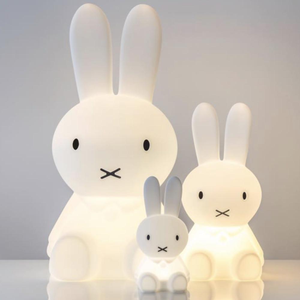 Lampe Veilleuse Lapin Miffy la lampe miffy, un lapin qui séduit. - direct-d-sign : le blog